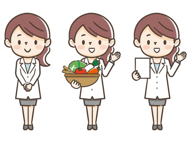 全員が食のプロ「管理栄養士」
